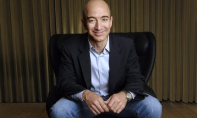 Jeff Bezos set to become world's first trillionaire