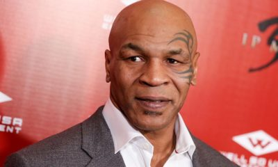 Mike Tyson says he smokes $40,000 weed monthly