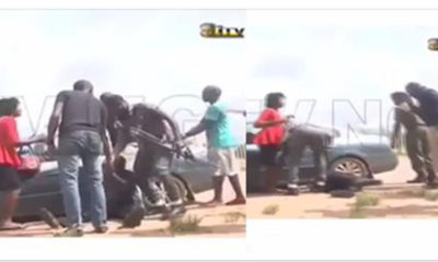 Prison officials brutalise man in Edo