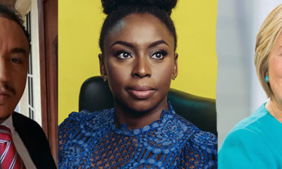 Freeze, Adichie, Clinton