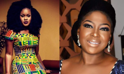 Cee-C and Susan Peters