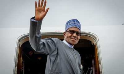 Major General Muhammadu Buhari (retd.),