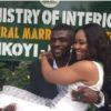 John Ogu and wife, Vera