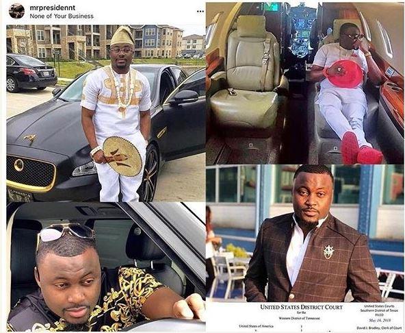 wire fraud nigerian big boy ademola emmanuel adeoti arrested in