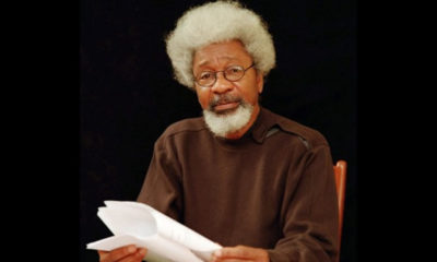 Sanusi: Ganduje lacked friends who could have saved him from himself- Soyinka
