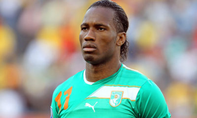 Image result for Bad officiating denied Nigeria victory – Drogba