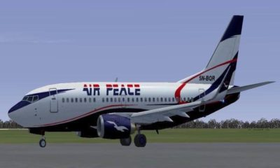Air Peace transports 274 Israelis from Nigeria