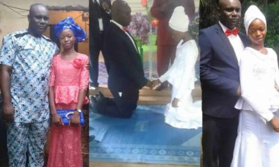 17-year-old Udoye Blessing and hubby