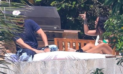 Rihanna and boyfriend, Hassan Jameel,