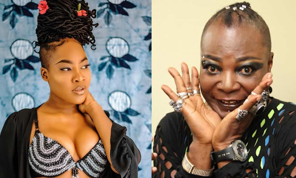 Charly Boy and Dewy