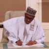 Buhari AMCON chairman