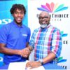Alex Iwobi as Multichoice ambassador