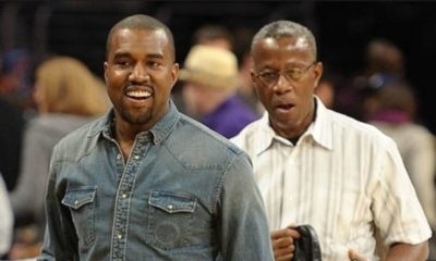 Kanye West and Ray
