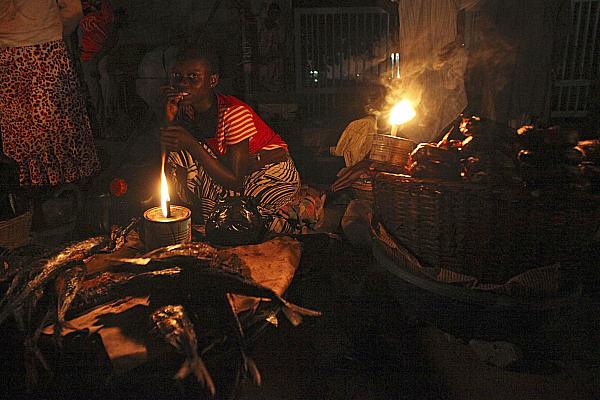 Lagos Nigerians electricity