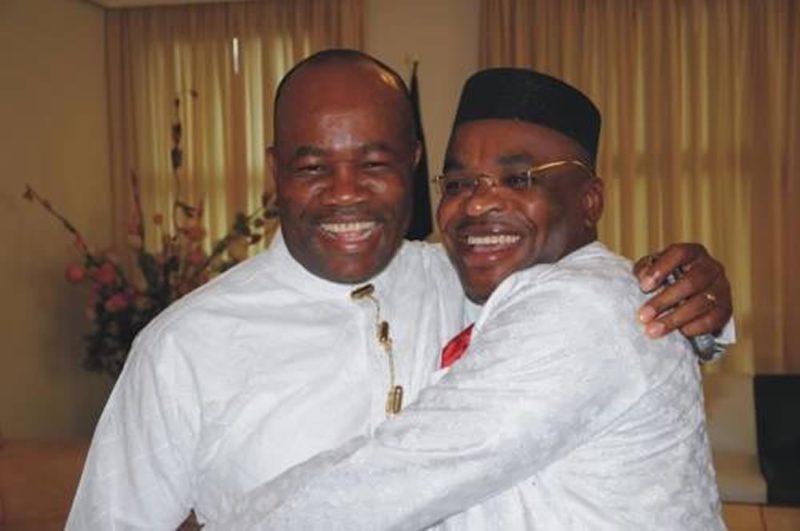 Akpabio and Emmanuel Udom