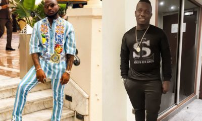 Duncan Mighty and Davido