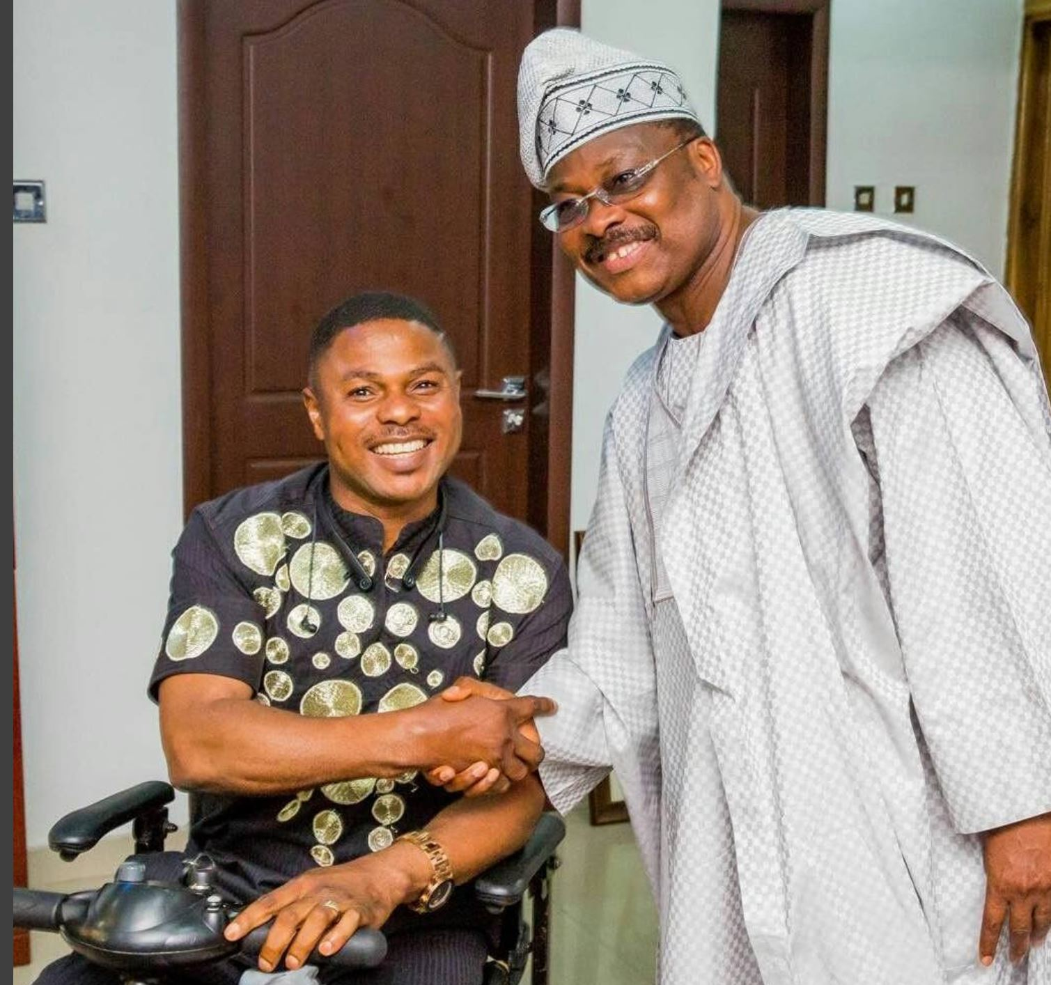 Image result for Abiola Ajimobi AND AYEFELE
