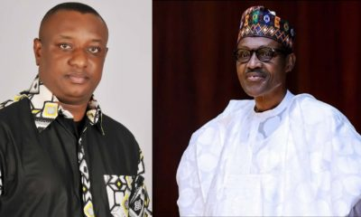 Keyamo and Buhari