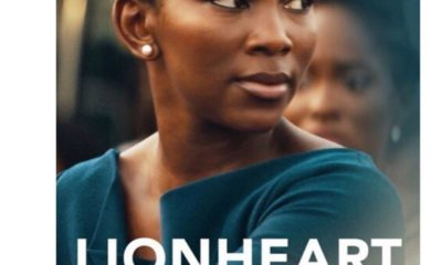 Lionheart 2020 Oscars