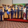 Cross section of Fellows of the Nigeria Nigeria Academy of Pharmacy at the NAPharm 2018 Investiture Ceremony recently held in Lagos