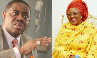 Fani Kayode and Aisha Buhari