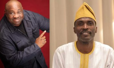 Momodu and Kayode Ogundamisi