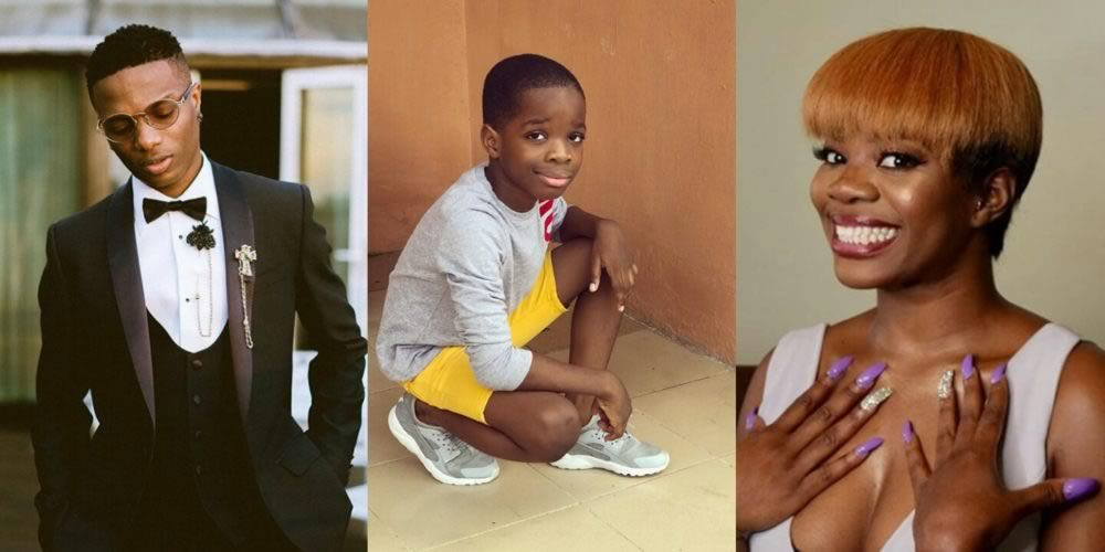 Image result for Wizkid and tife