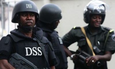 DSS websites Sowore