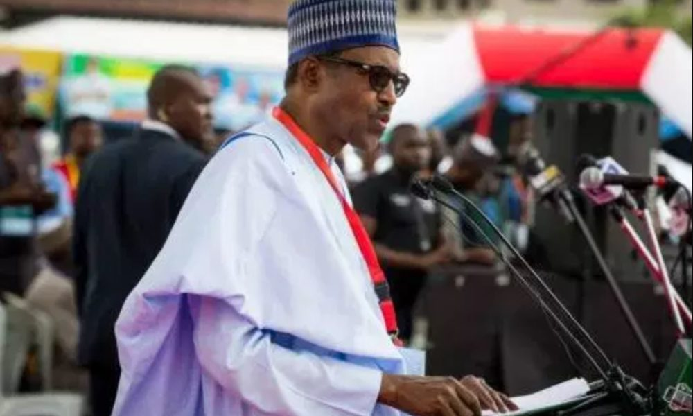 President Buhari's acceptance speech at APC Special Convention in Abuja