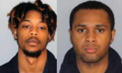 Isiah Dequan Hayes, 19, is accused of raping the infant while pal Daireus Jumare Ice, 22, films it