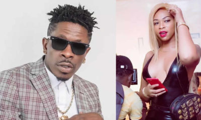 Shatta Wale and Shatta Michy are engaged
