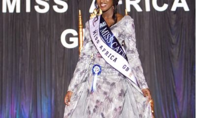 2018 Miss Africa Great Britain