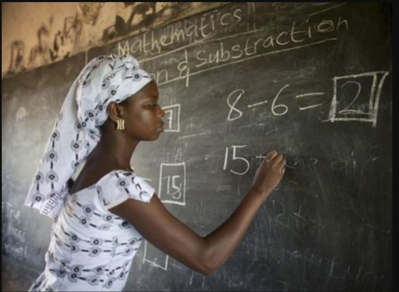 Gombe teachers Unqualified teachers professional