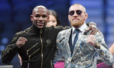 Floyd Mayweather wants a rematch with Conor McGregor