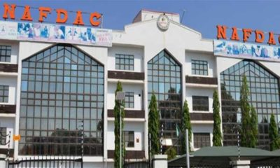 NAFDAC water factory