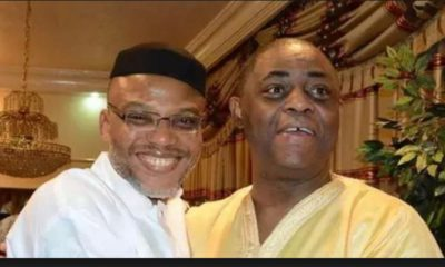 Fani Kayode and Kanu