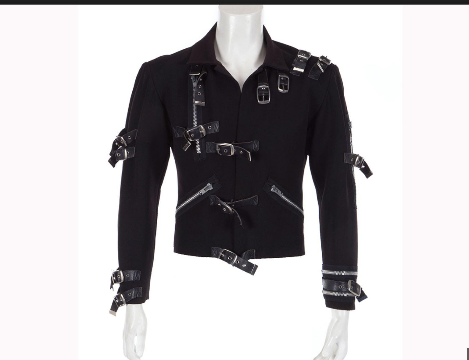 Micheal Jackson's jacket