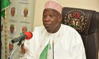 Covid-19:  Ganduje relaxes lockdown in Kano