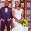 Gbemi wedsFemi Ajayi