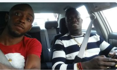 Duncan Mighty pays Uber driver who called him out on Twitter