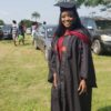 Ajebo's wife graduates with first class