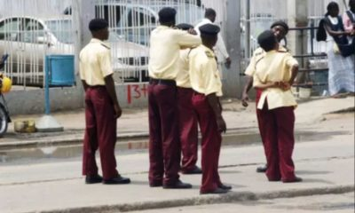 LASTMA PUNCH