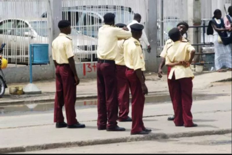 Soldier LASTMA PUNCH