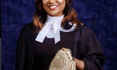 Barrister Susan Ofume