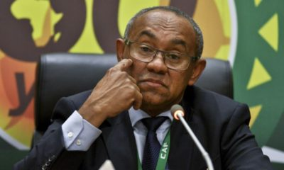 CAF President