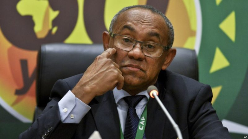 CAF Secretary-General Sacked Over Whistle-Blowing