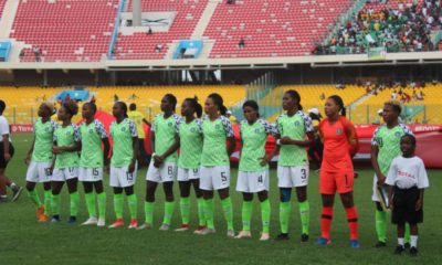 Super Falcons'