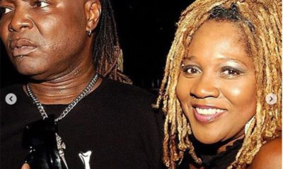 Charly Boy and Lady D