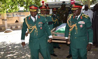 Lieutenant-General Salihu Ibrahim