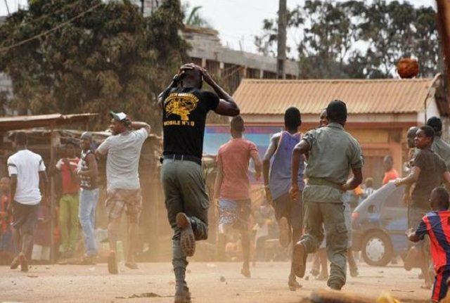 Nigerians killed Gunmen Plateau